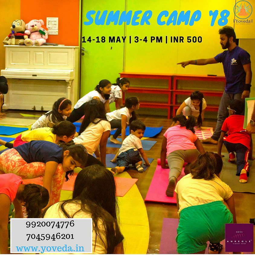 5 Day Summer Camp for Kids