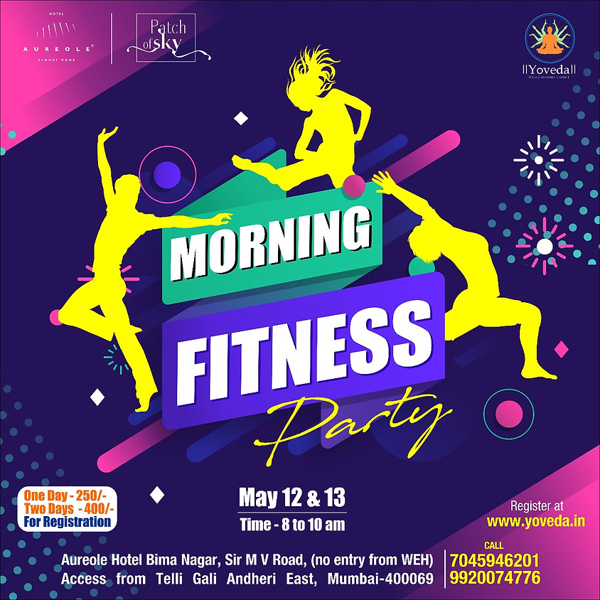 Morning Fitness Party - I