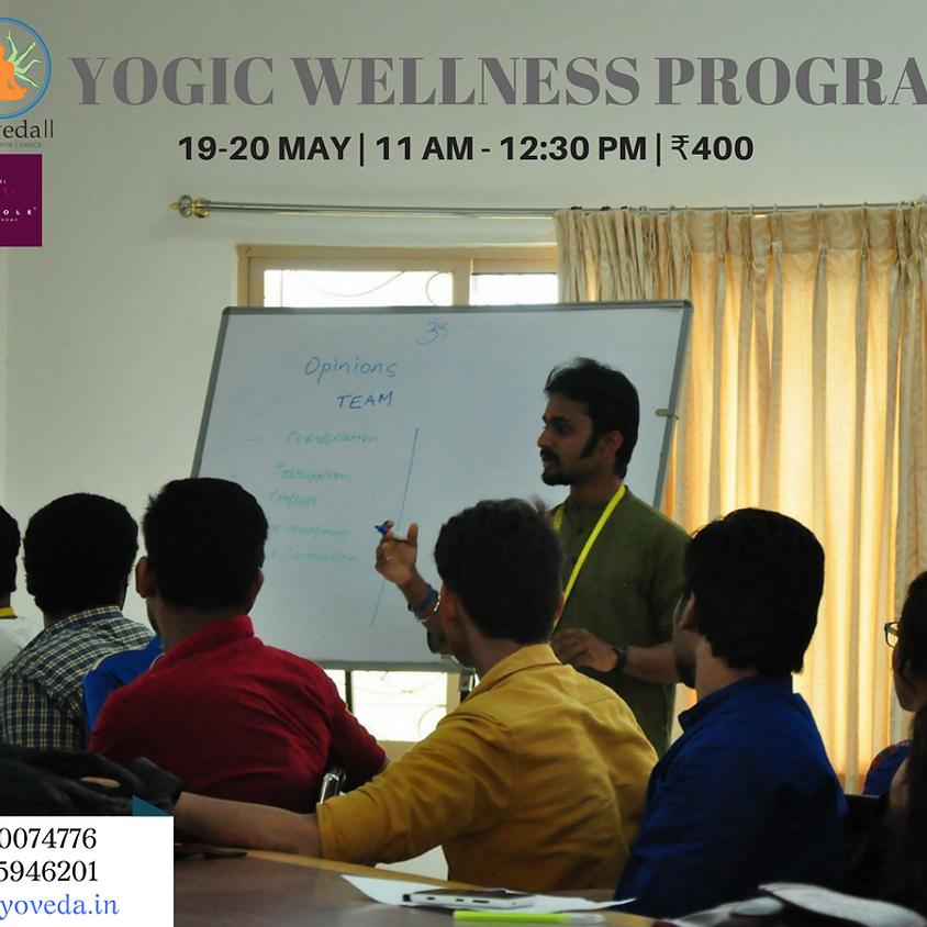 Yogic Wellness Program