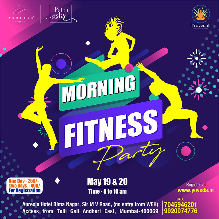 Morning Fitness Party - II
