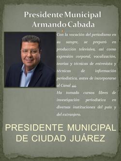 Armando Cabada