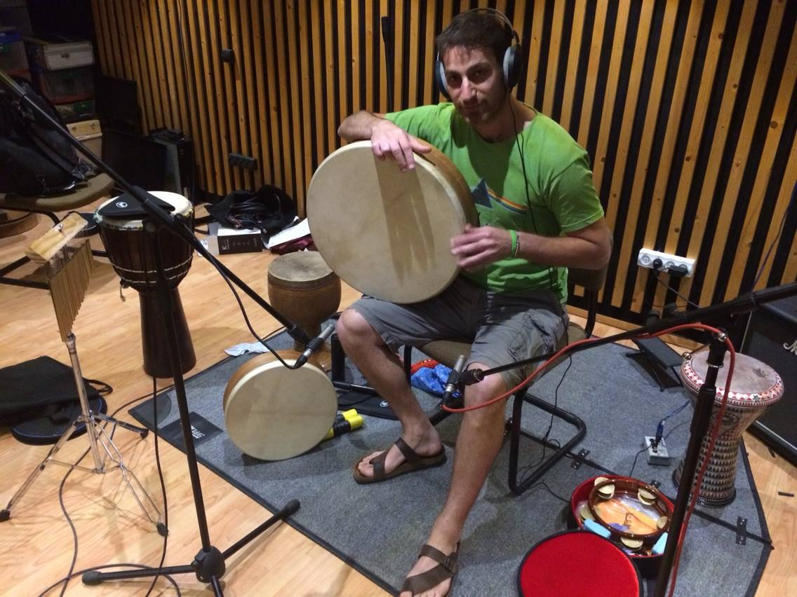 percussion tracking