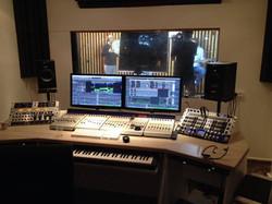 video clip at ksound studio