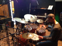 Drums tracking