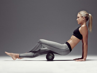 Foam roller, let the good times roll!