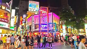 Ximending a Taipei, il quartiere dei giovani