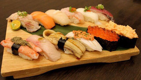 Taipei, Bridge Sushi - Dal Giappone con Amore (From Japan with Love)