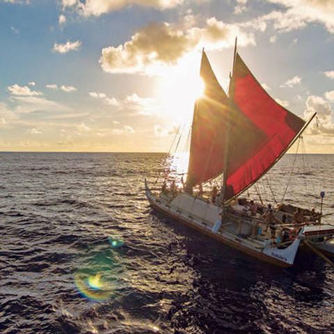Keiki Vibrancy Series: Session 3 - Moana (Ocean/Voyaging)