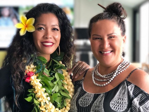 Fashion | Hawaiian Style with Kanoelani Davis of PoMahina Designs