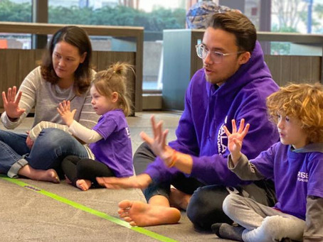 Keiki Cultural Classes: Rise! for Kids