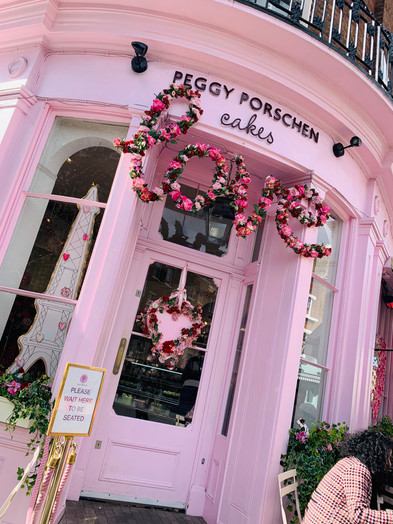 Peggy Porschen - London