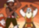 Tipsy Kingdom Characters