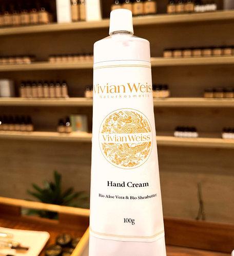 Bio Aloe Vera Hand Cream