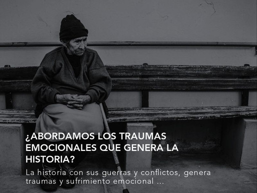 ¿Abordamos los traumas emocionales que genera la historia?