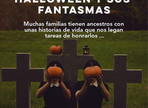 Halloween y sus fantasmas