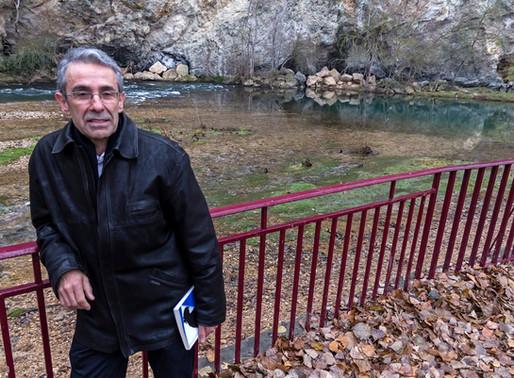 Relaciones tóxicas: Entrevista a Goyo Armañanzas (Diario de Navarra)