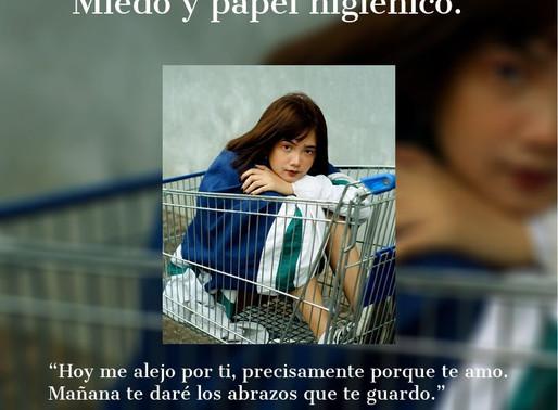 Miedo y papel higiénico