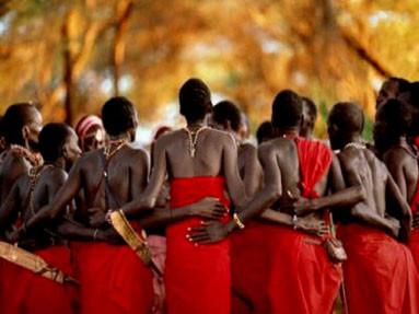 Canción Africana