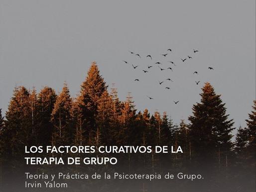 Los Factores Curativos de la Terapia de Grupo