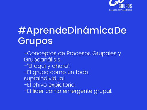 #AprendeDinámicadeGrupos