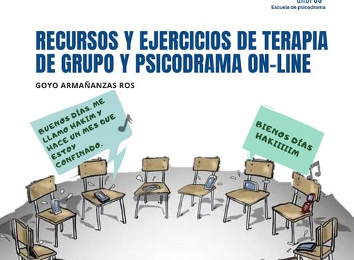 Recursos y ejercicios de terapia de grupo y psicodrama on-line