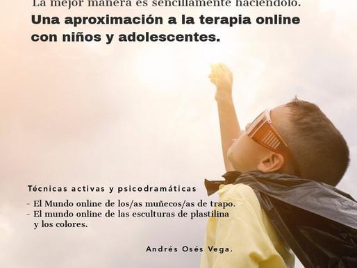 Una aproximación a la terapia online con niños y adolescentes