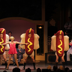I Want a Hot Dog (For My Roll)
