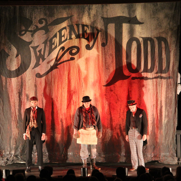 Ballad Of Sweeney Todd