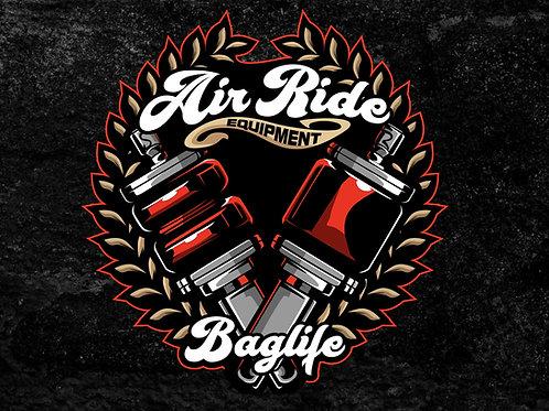New Logo BagLife Sticker