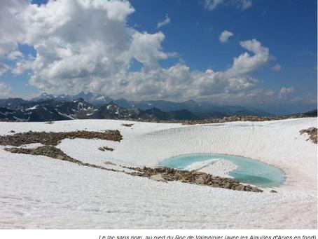 Tour du Mont Thabor dans les Alpes vers Briançon: du 29 Aout au 5 septembre  2021