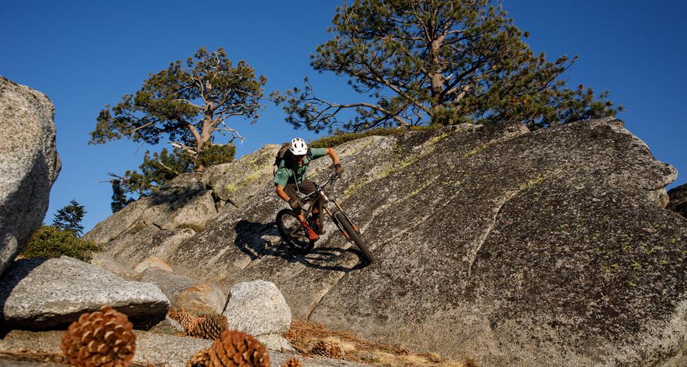 Granite Slab Trail