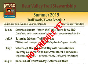 no schedule yet BVTS 2019 Trailwork Sch