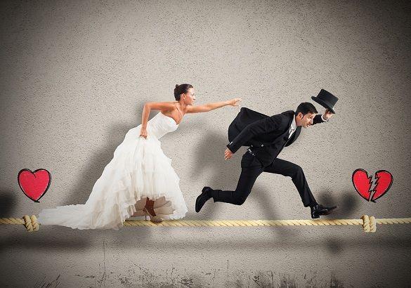Pareja: ¿Miedo al amor y compromiso?