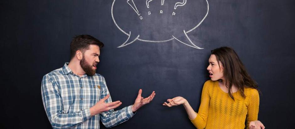 Emociones: Claves para discutir en positivo