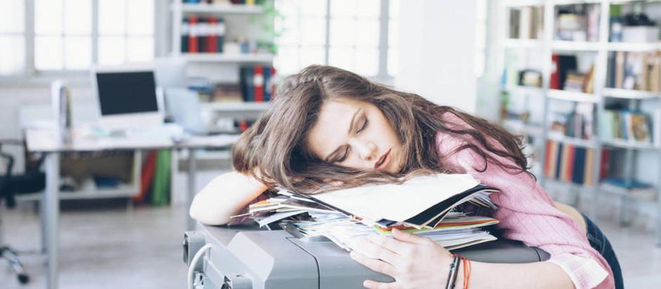 Neurociencia: Narcolepsia y sus ataques de sueño