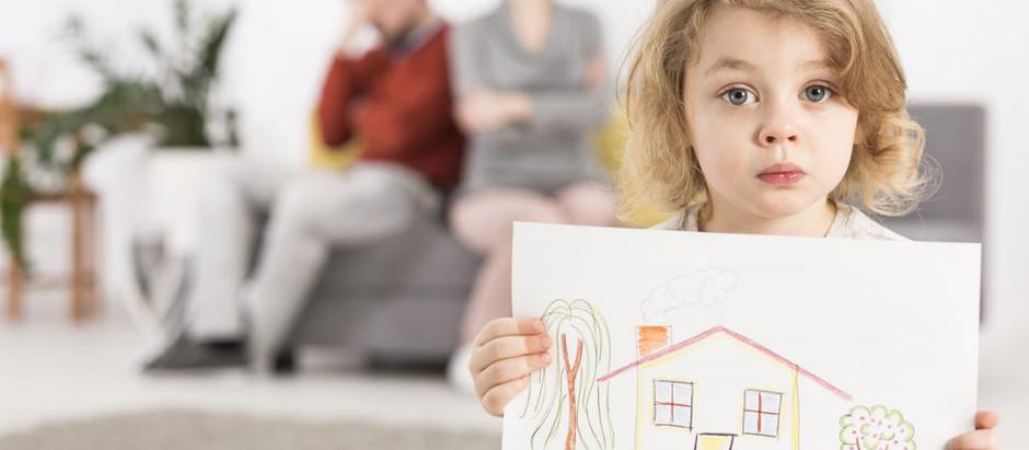Familia: ¿Cómo manejar el divorcio con los hijos?