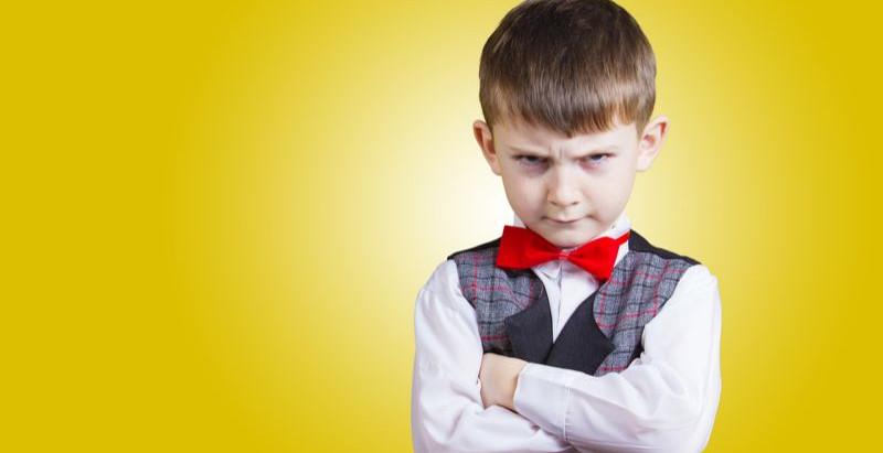 Rebeldía Infantil: Tips de confrontación