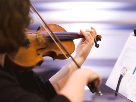 Rondo String Quartet:  We're not just for weddings anymore!