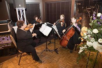 Rondo String Quartet, Weber's Inn, Ann Arbor