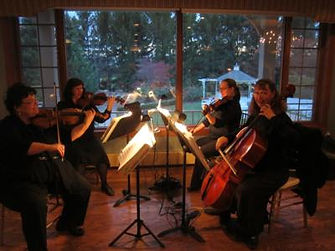 Rondo String Quartet, Fox Hills Country Club