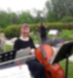 Rondo String Quartet at Matthaei Botanical Gardens