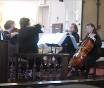 Rondo String Quartet plays Moondance, Van Morrison