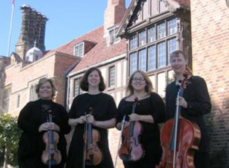 Rondo String Quartet Wins a 1st Place on 2019 Vote 4 the Best!