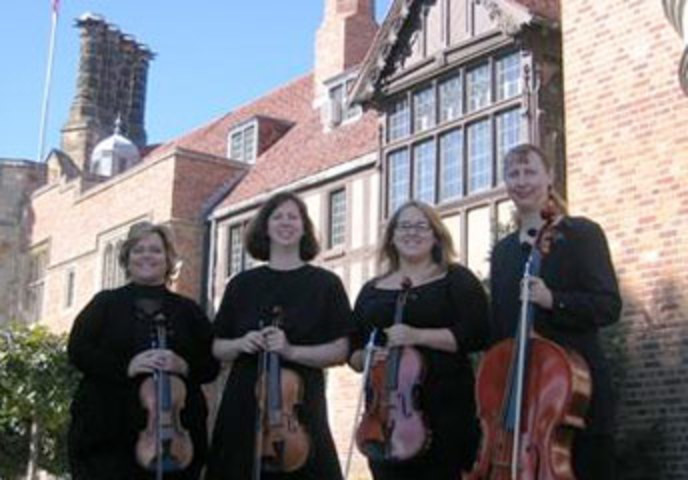 Rondo String Quartet  www.RondoStringQuartet.com