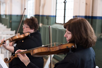 Rondo String Quartet at Packard Proving Grounds