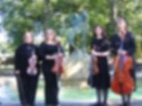 Rondo String Quartet at Meadowbrook Hall