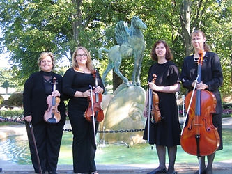 Rondo String Quartet at Meadowbrook Hall