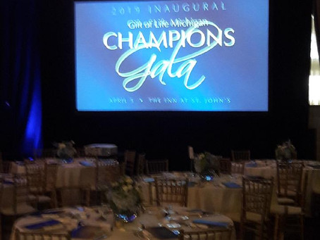 Gift of Life Michigan Champions Gala