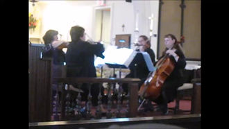 Rondo String Quartet plays La Vie en Rose