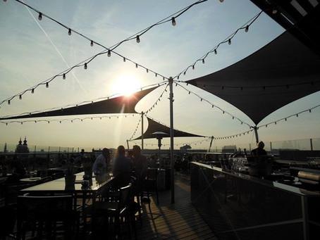 The best terraces to enjoy lockdown-free Amsterdam and Nijmegen